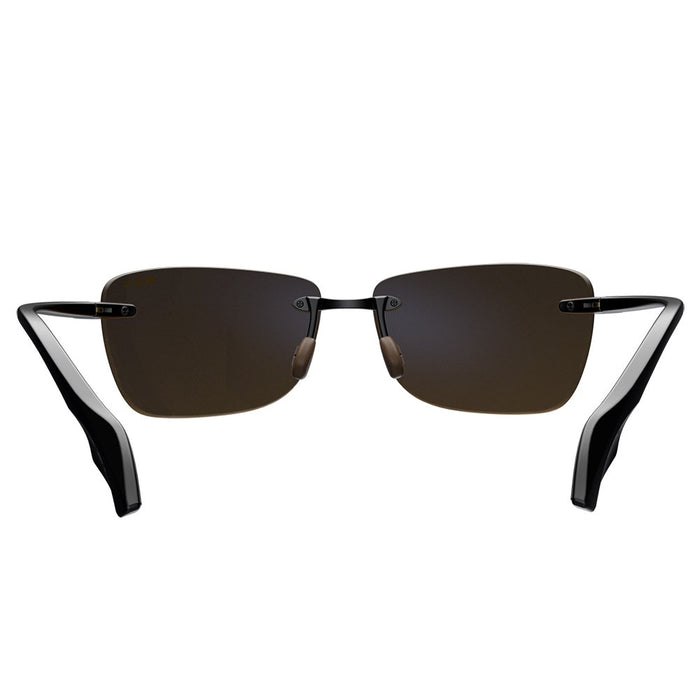 Bex Jaxyn X Black/Brown Sunglasses