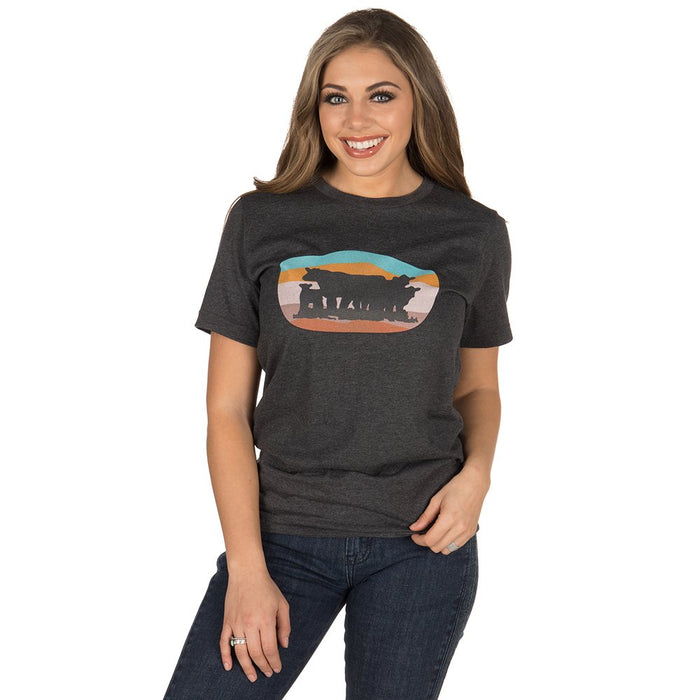 Women's South Texas Sunrise Tee