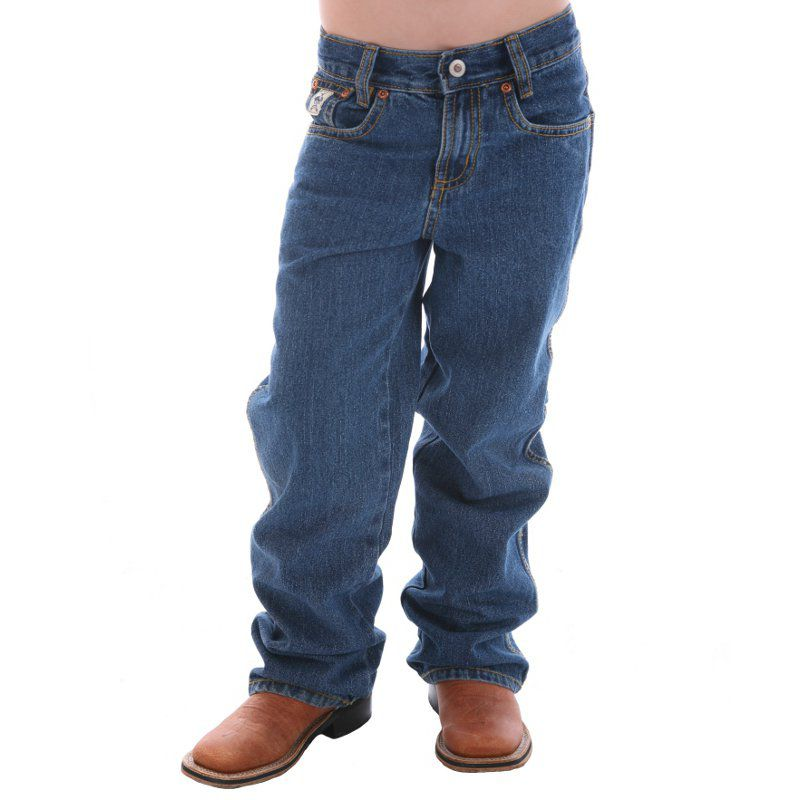 Boy's Cinch Green Label Regular Jeans