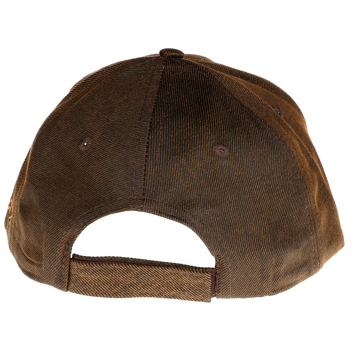 Men's Western Fashion Brown/Tan Cap