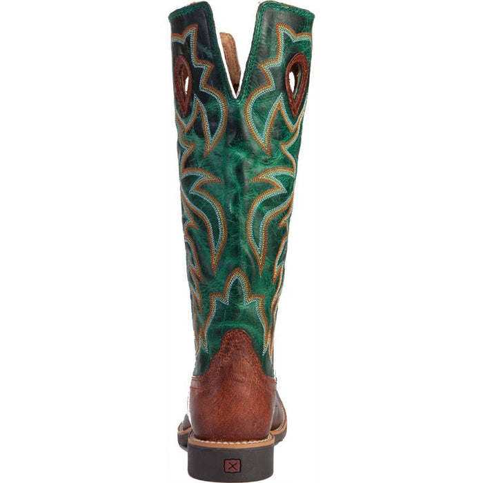 Youth Twisted X Buckaroo Cognac Cowboy Boots