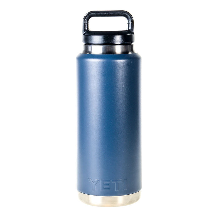 Yeti Rambler 36 oz Navy Bottle