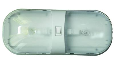 Incandescent Double Dome Light - On/Off