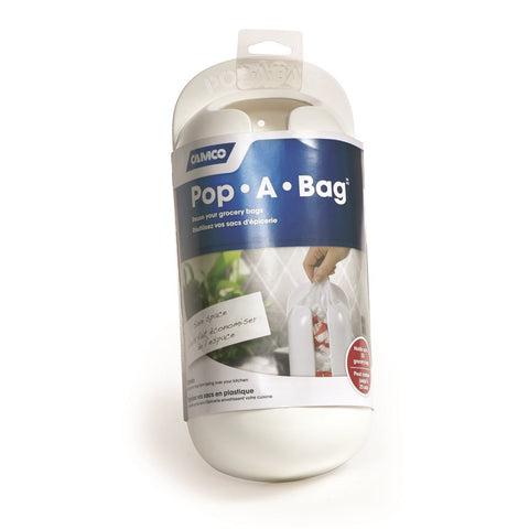 Camco Pop-A-Bag - White