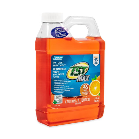 Camco TST Orange Power Toilet Treatment - 32 oz