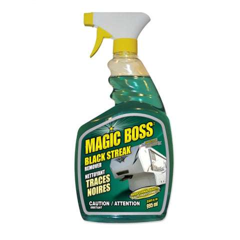 Magic Boss Black Streak Remover - 995ml