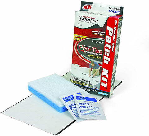 Camco Pro-Tec RV Rubber Roof Patch Kit