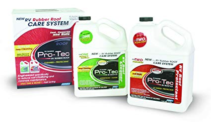 Camco RV Rubber Roof Care System