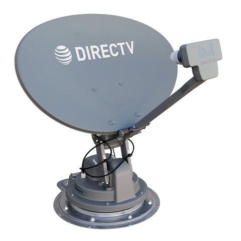 DIRECTV SWM Slimline HD TRAV'LER Automatic Multi-Satellite TV Antenna