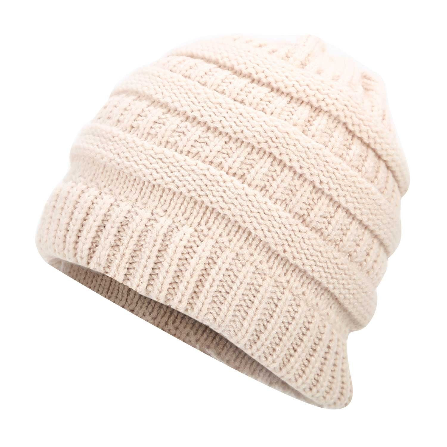 3da1c83ac Women's Winter Hat Perfect For Ponytails!