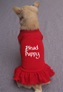 Bhad Puppy Dress