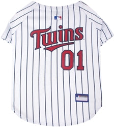Minnesota Twins Officially Licensed MLB Dog Jersey