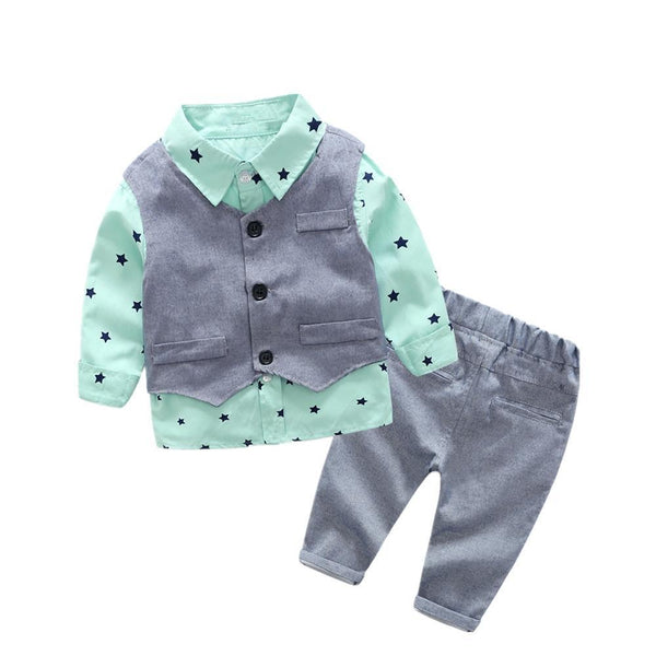 Casual but Cool Baby Boy Set