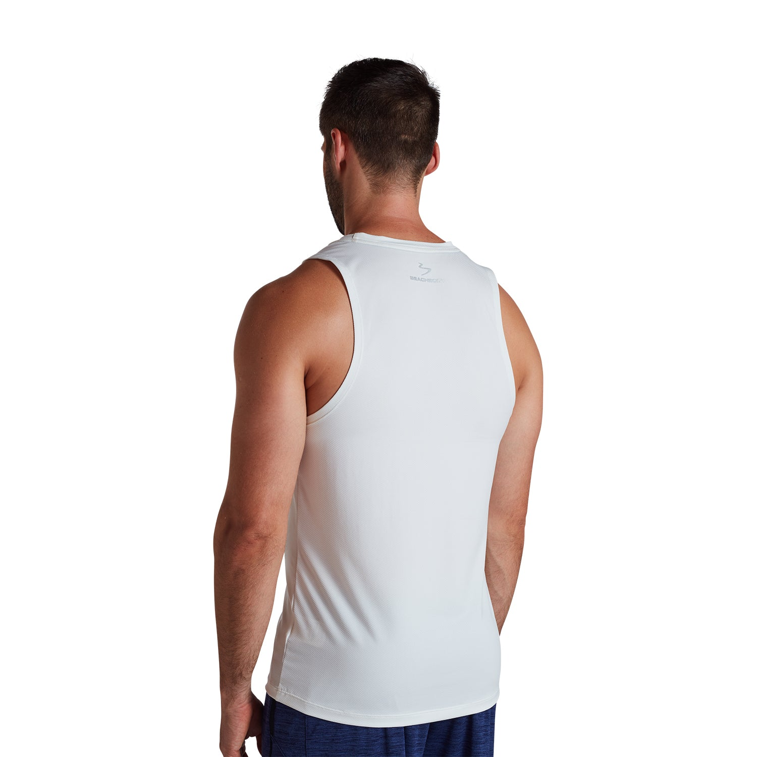 Men's Wave GFX Muscle Tank