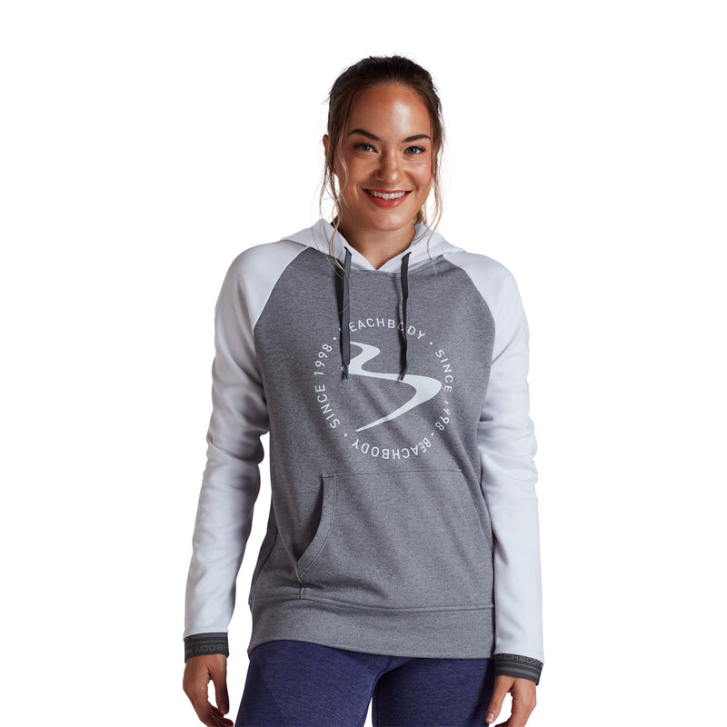 Women's Go-To Verbiage Wave Hoodie