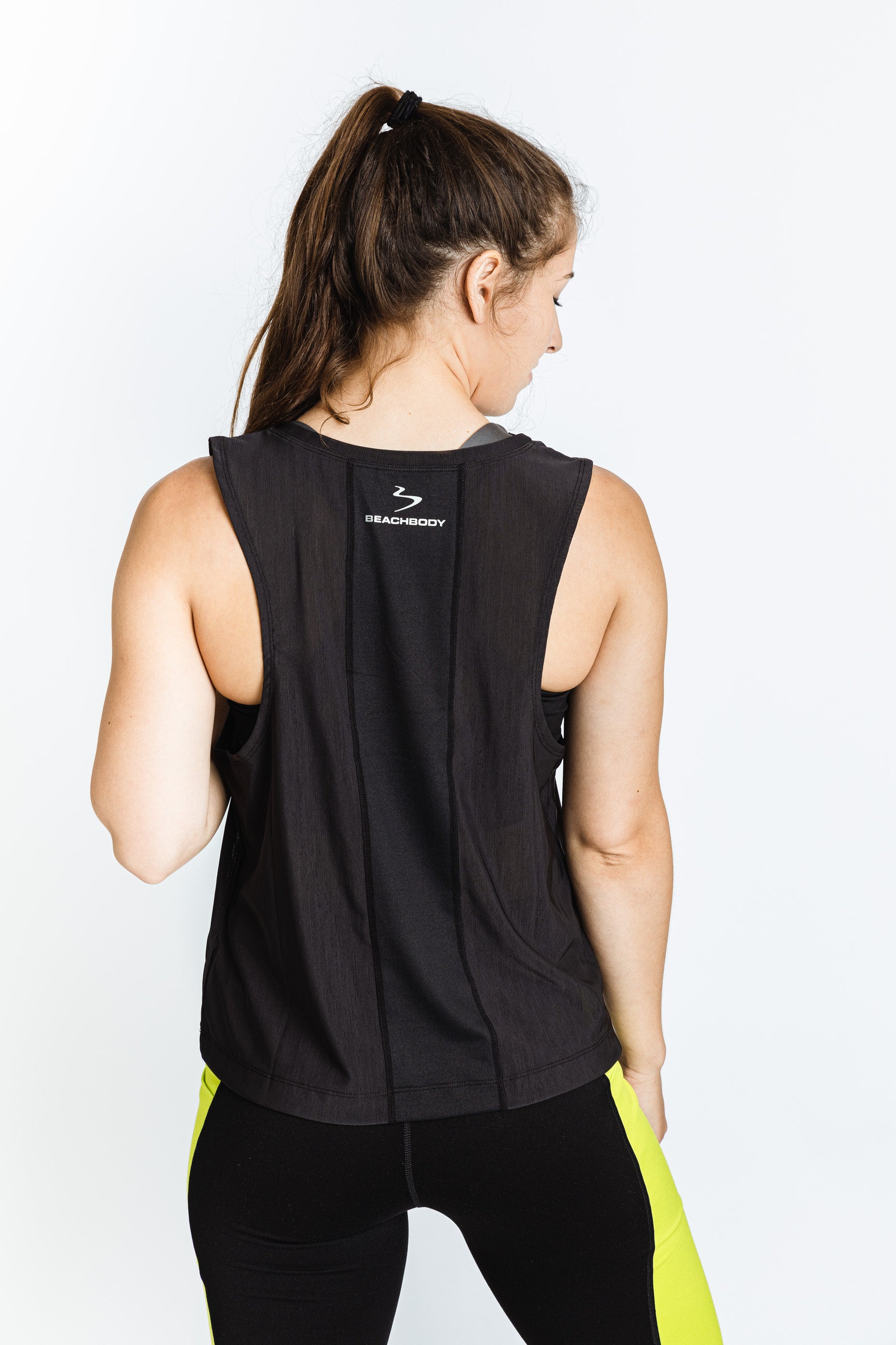 Women's Empowered Mesh Tank II