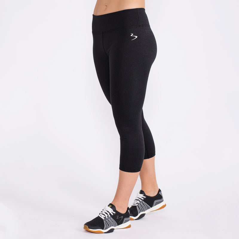 Women's Energy Crop Mid Rise Tight