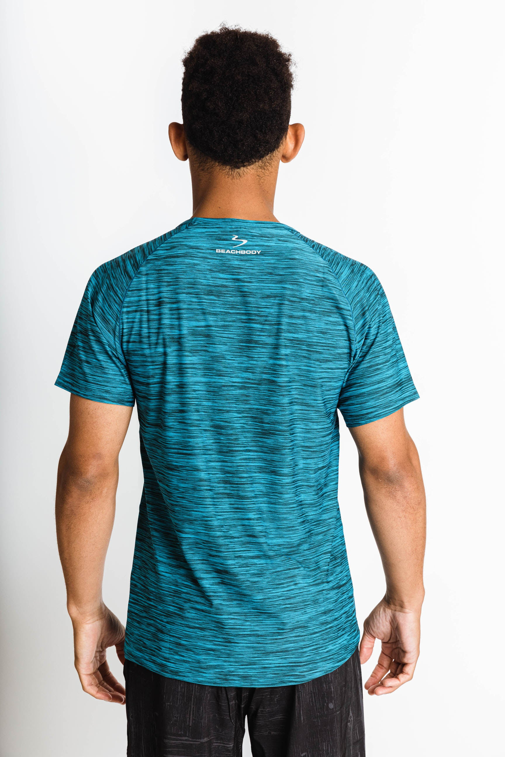 Men's Energy Barcode Tech Tee SS
