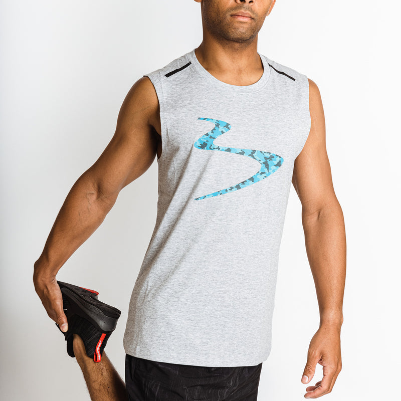 Men's Ascend GFX Muscle Tank