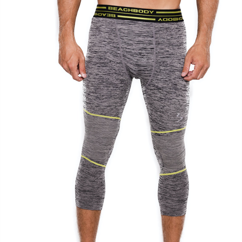 Men's Energy Seamless Cropped Tight