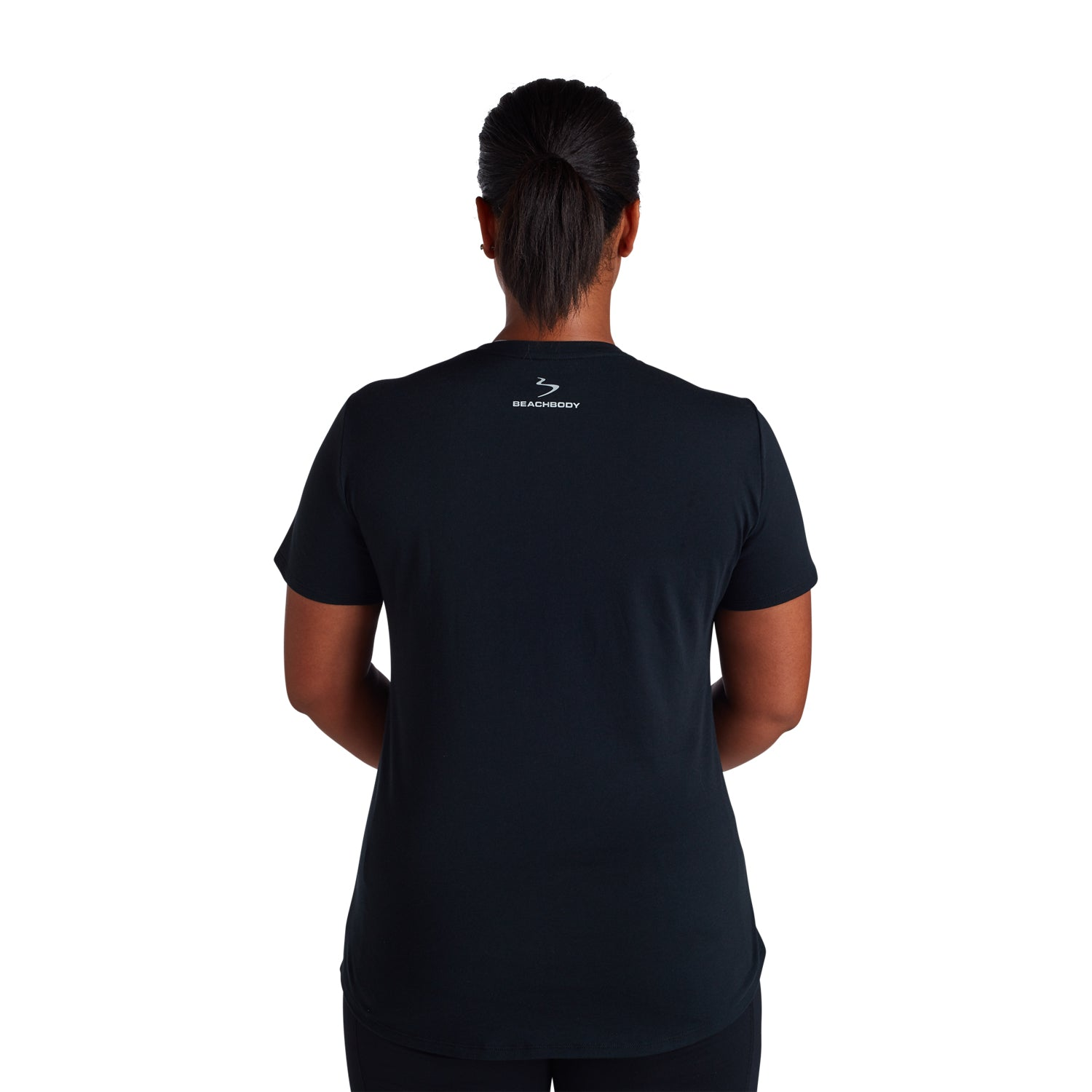Women's Plus Go-To Triblend Wave GFX Tee