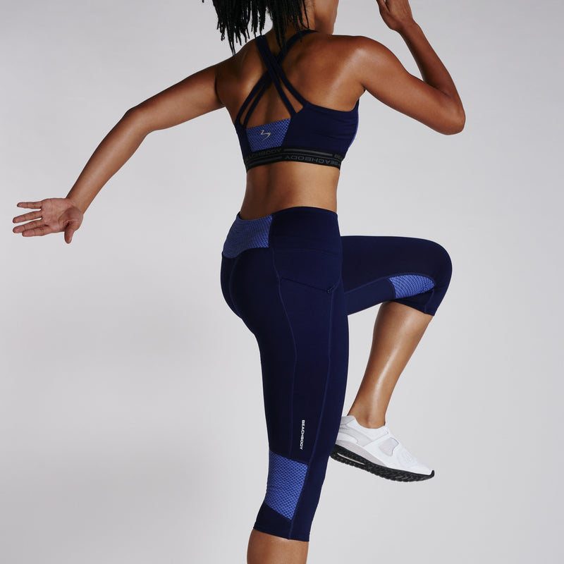 Women's Infuse Crop Tight Mid-Rise