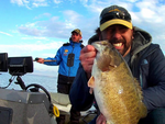 How you can catch BIG Smallmouth in the fall on Lake Simcoe