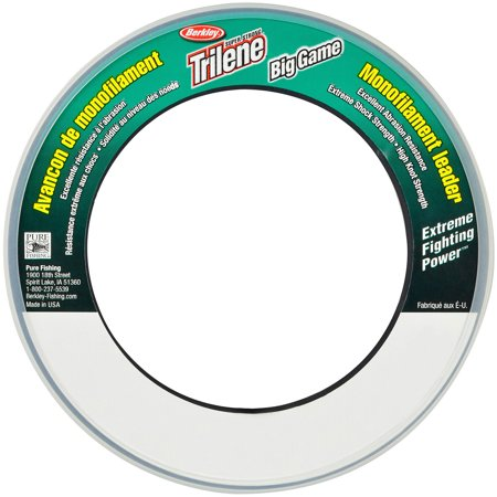 Berkley Triline Big Game Monofilament Leader