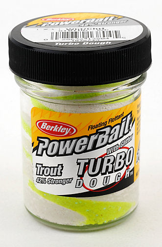 Berkley PowerBait Glitter Turbo Dough