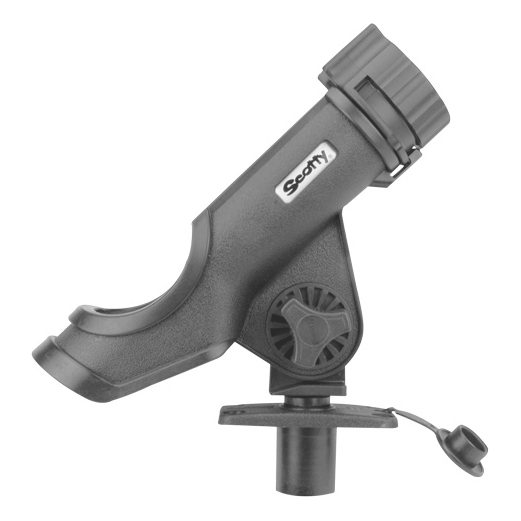 Scotty Powerlock Rod Holder - Gray