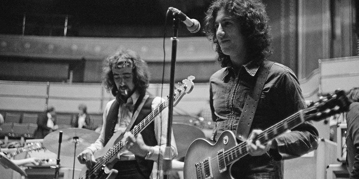 The Bluesy Beginnings Of Peter Green's Fleetwood Mac