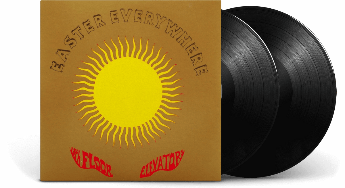 Vinyl - 13Th Floor Elevators, The : Easter Everywhere - The Record Hub
