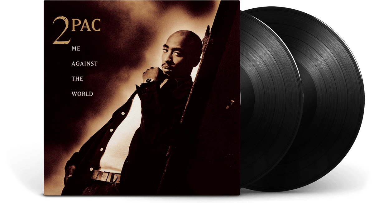 Vinyl - 2Pac : Me Against The world - The Record Hub