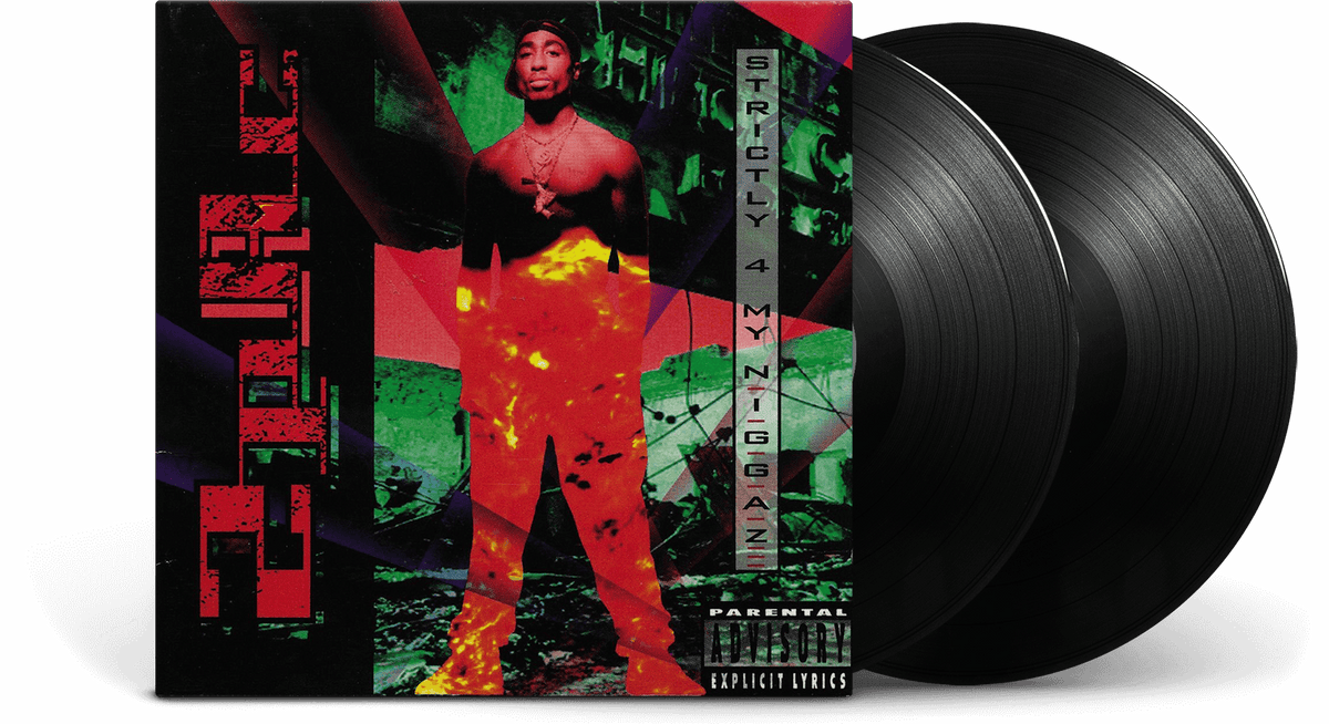 Vinyl - 2Pac : Strictly 4 My N.I.G.G.A.Z. - The Record Hub