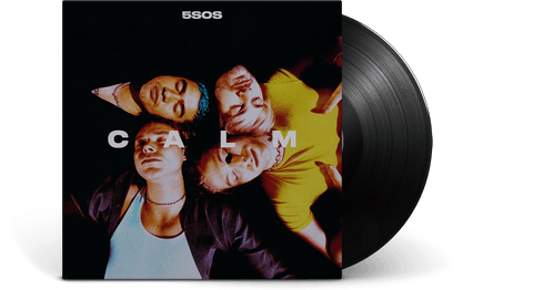 Vinyl - 5SOS<br> Calm - The Record Hub