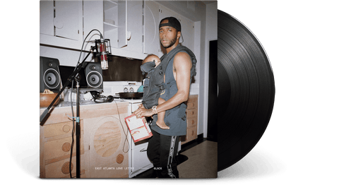 Vinyl - 6LACK<br> East Atlanta Love Letter - The Record Hub