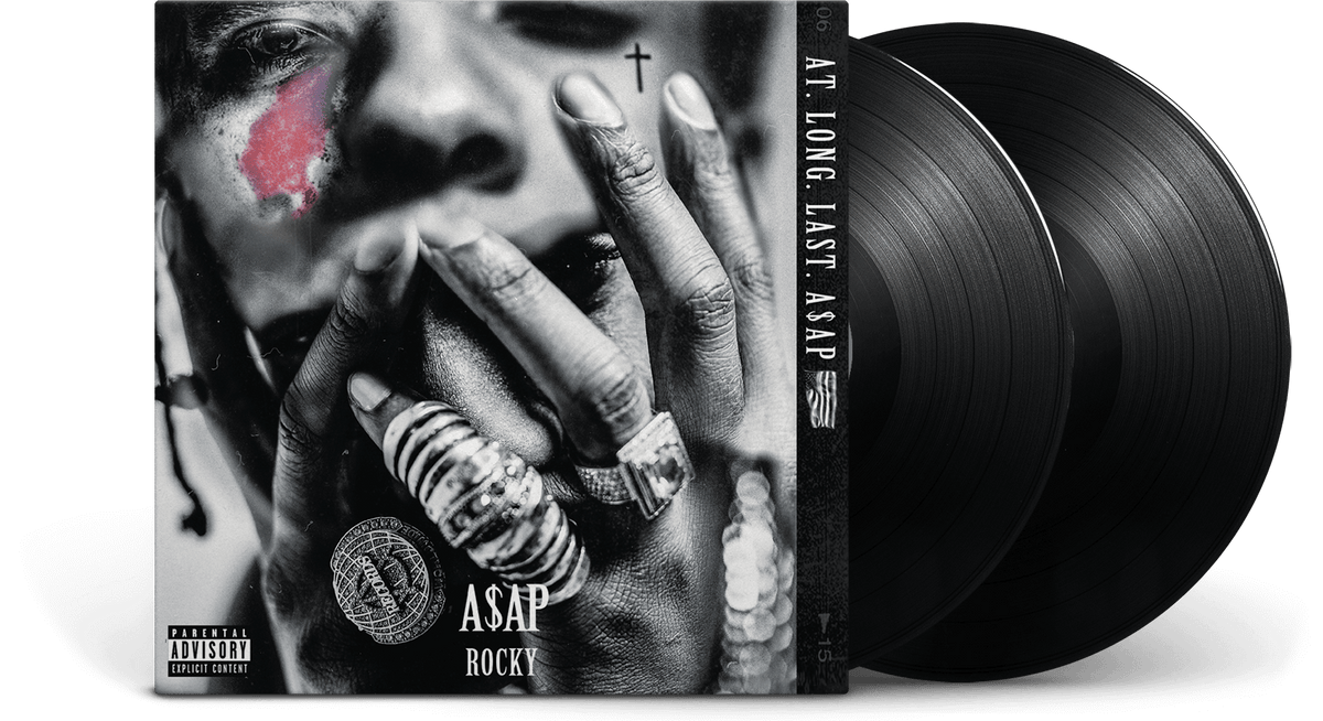 Vinyl - A$AP Rocky : At Long Last A$AP - The Record Hub