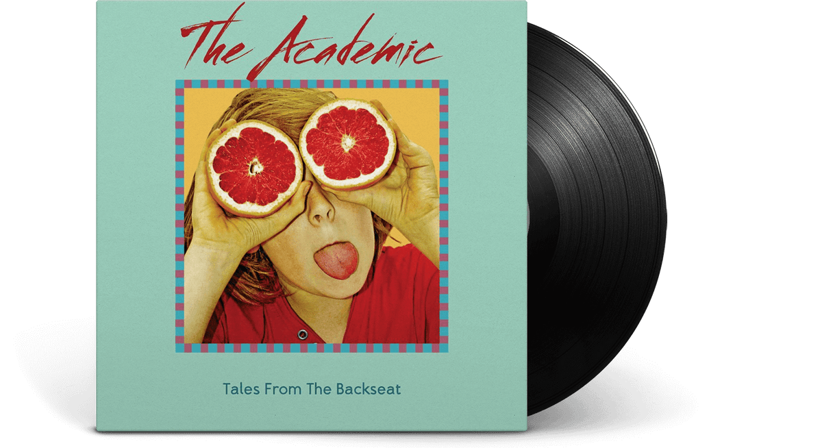 Vinyl - The Academic : Tales From The Backseat - The Record Hub
