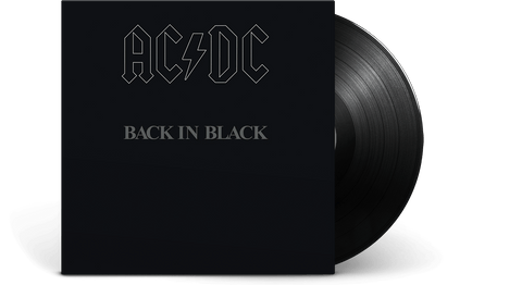 Vinyl - AC/DC <br> Back in Black - The Record Hub