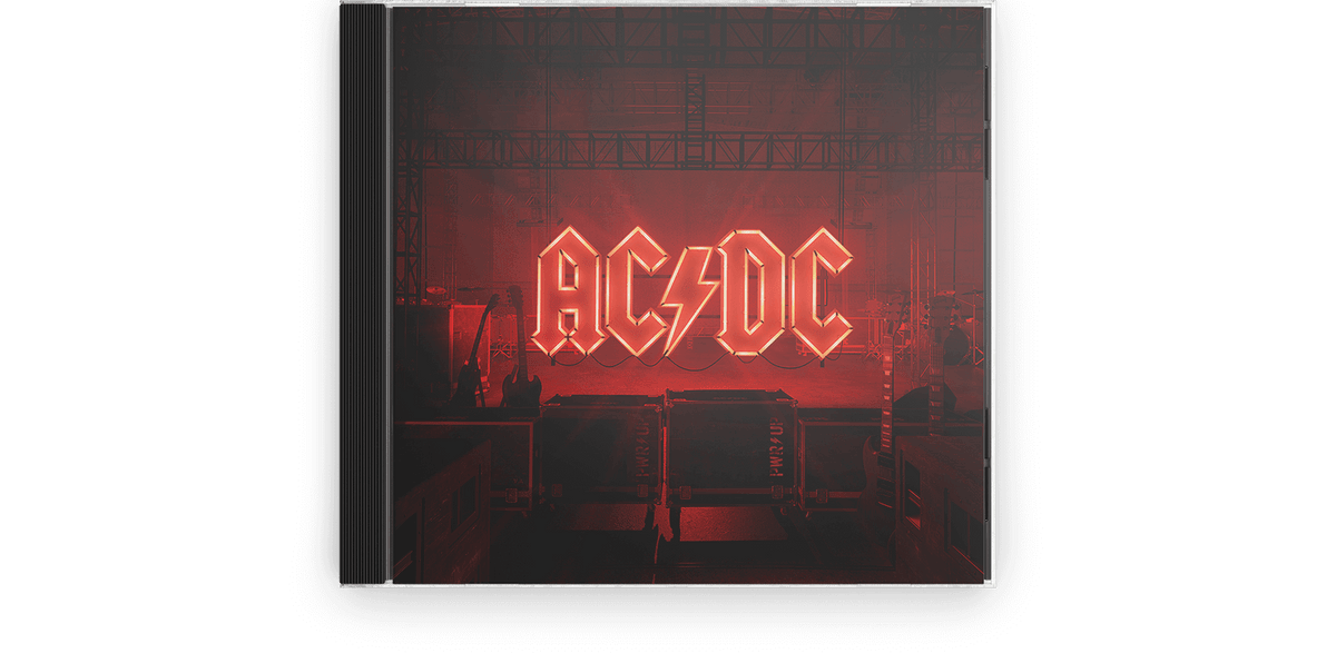 Vinyl - AC/DC : Power Up (CD) - The Record Hub