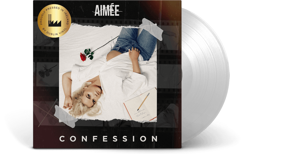 Vinyl - Aimée<br> Confession - The Record Hub
