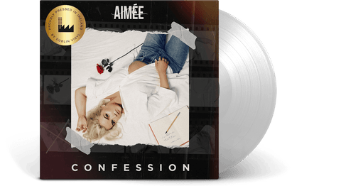 Vinyl - Aimée : Confession - The Record Hub