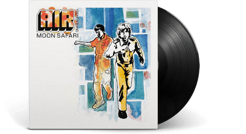 Vinyl - Air <br> Moon Safari - The Record Hub
