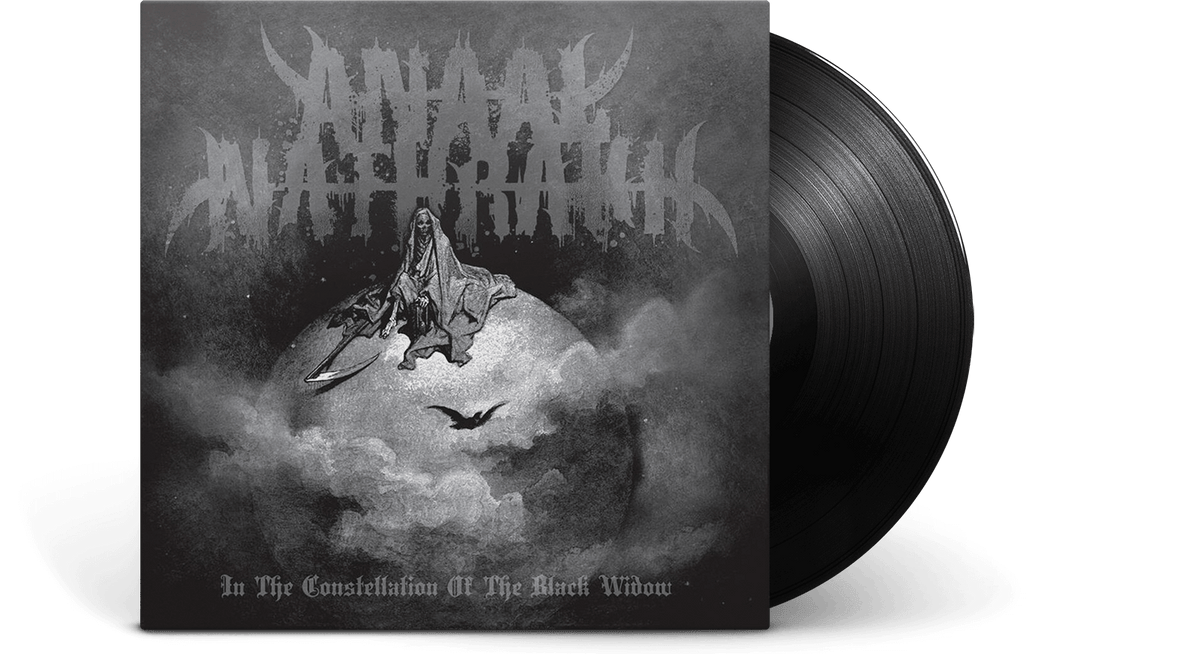 Vinyl - Anaal Nathrakh : In the Constellation of the Black Widow - The Record Hub