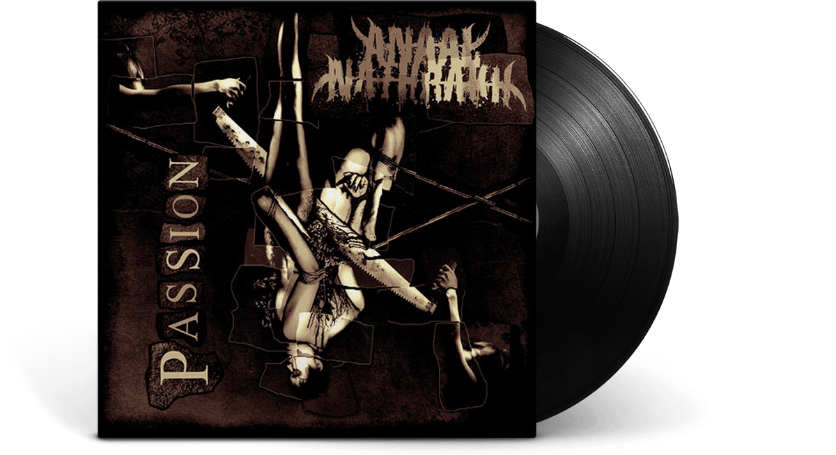 Vinyl - Anaal Nathrakh : Passion - The Record Hub