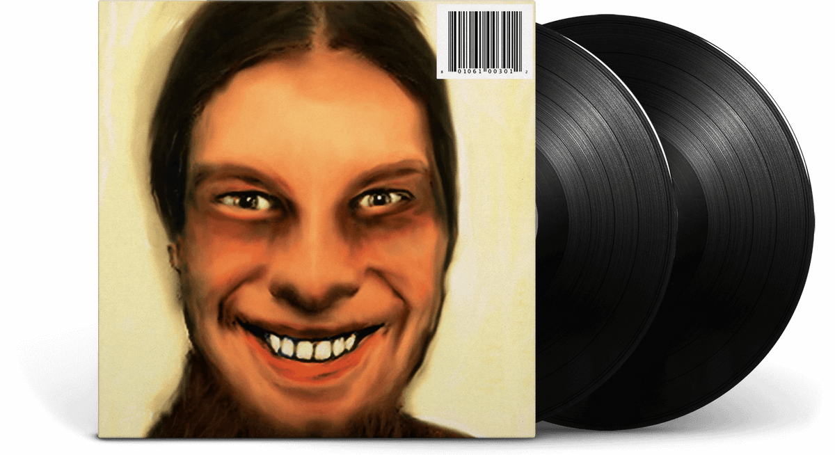 Vinyl - Aphex Twin : I Care Because You Do - The Record Hub