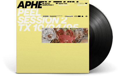 Vinyl - Aphex Twin <br> Peel Session 2 - The Record Hub