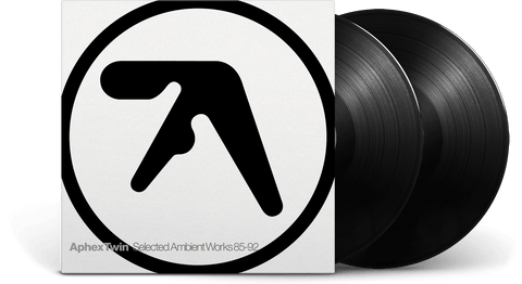 Vinyl - Aphex Twin <br> Selected Ambient Works 85-92 - The Record Hub
