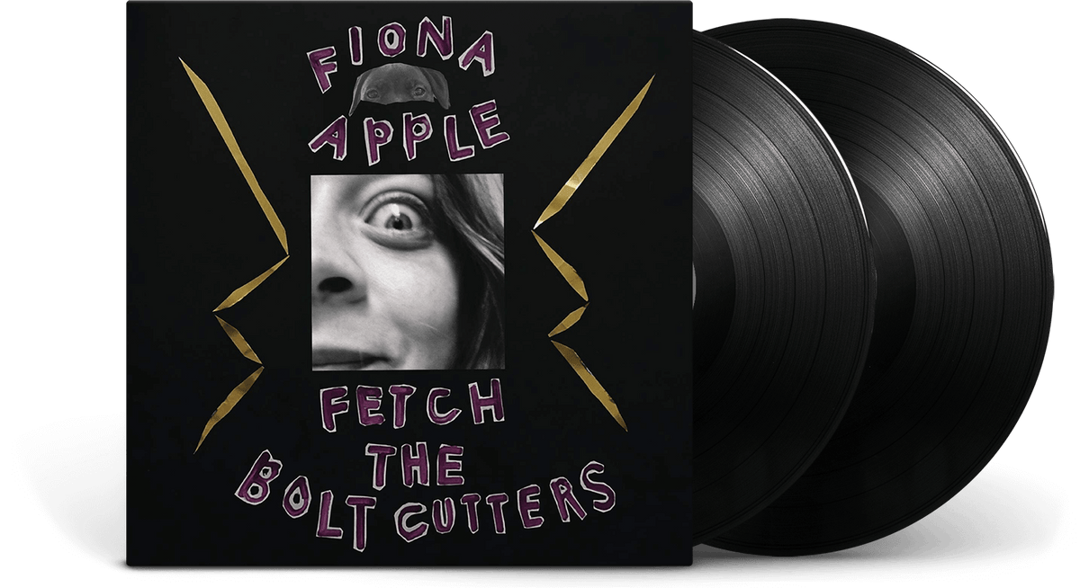 Vinyl - Fiona Apple : Fetch The Bolt Cutters - The Record Hub