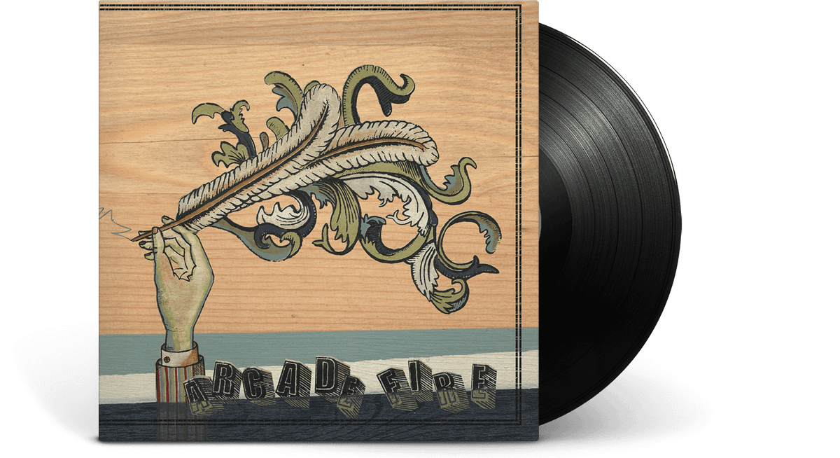 Vinyl - Arcade Fire : Funeral - The Record Hub